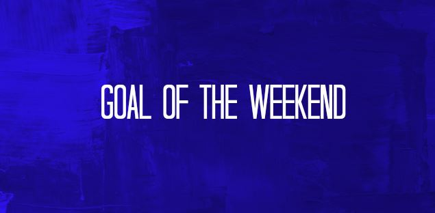 Goal Of The Weekend: Christian Eriksen
