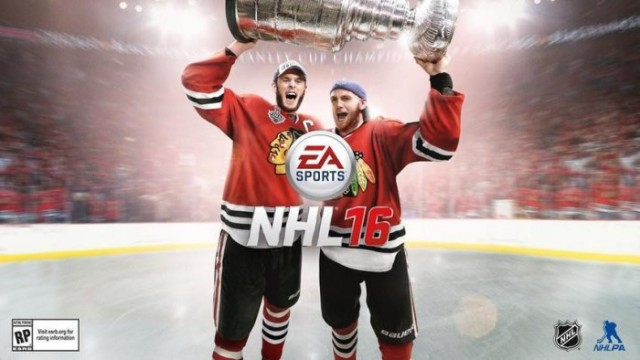 Patrick Kane Removed From 'NHL 16' Cover As Rape Investigation Unfolds