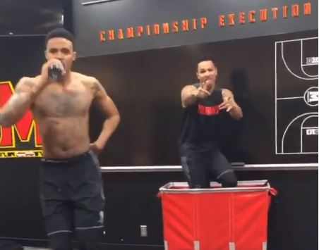 Why Are All These College Basketball Players Having A Dance-Off On Instagram?