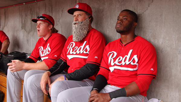 Major League Beards