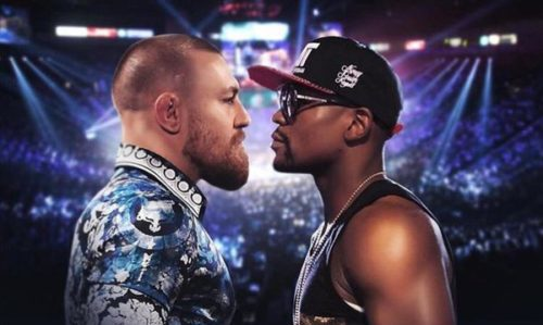 Breaking Down McGregor vs. Mayweather Boxing Rumors