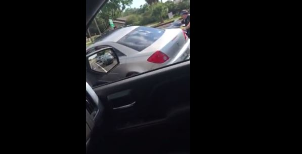 This Florida Road Rage Video Is CRAZY