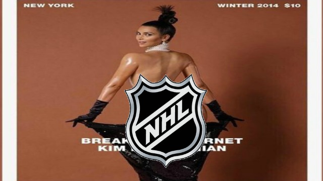 The NHL Just Broke the Internet