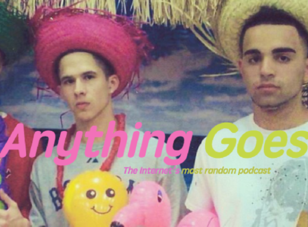 Anything Goes Ep. 44 – Friends and the Snake