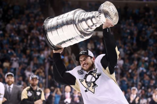 The Pittsburgh Penguins Win The 2016 Stanley Cup