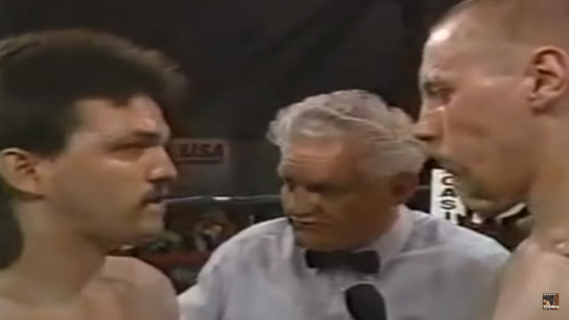 TBT: The Worst Boxing Debut In History