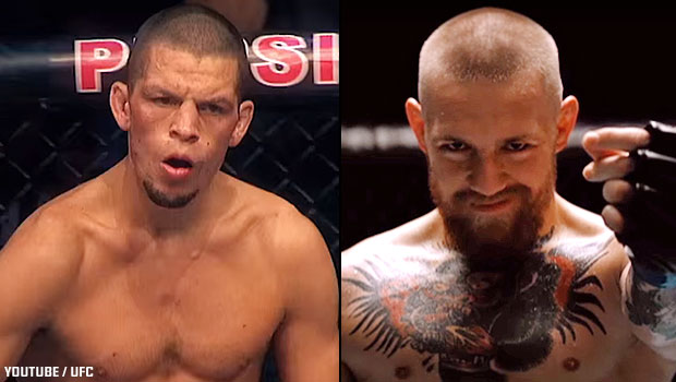 I Think Conor McGregor and Nate Diaz Really Like Each Other