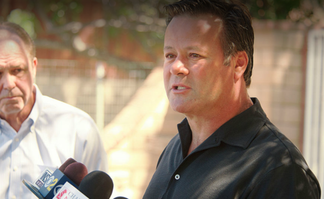 NASCAR Driver Robby Gordon's Father and Stepmother Found Dead After Apparent Murder-Suicide