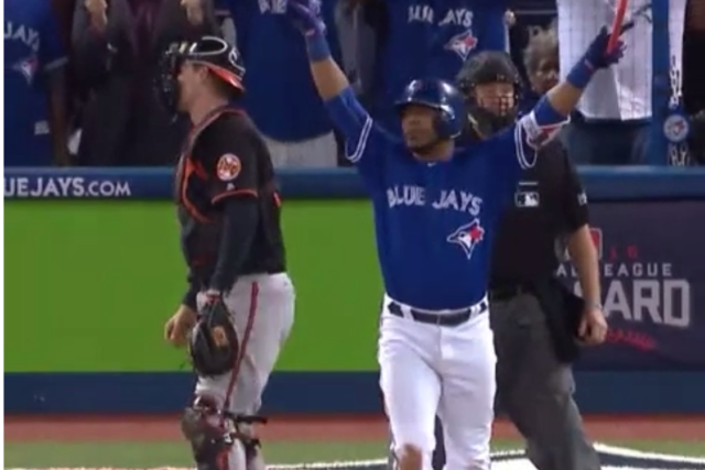Blue Jays Beat Orioles After Buck Showalter Makes the Worst Managerial Decision Of the Year