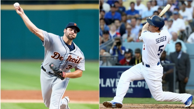 Corey Seager, Michael Fulmer Earn Rookie of the Year Honors