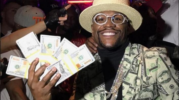 Let's Check in on Floyd Mayweather