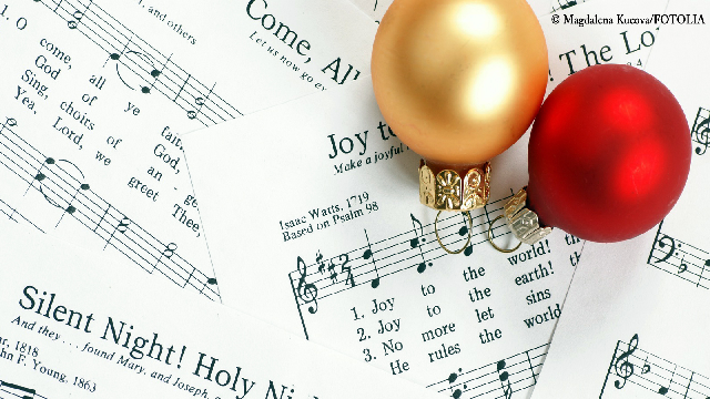 What Is Your Favorite Christmas Carol?
