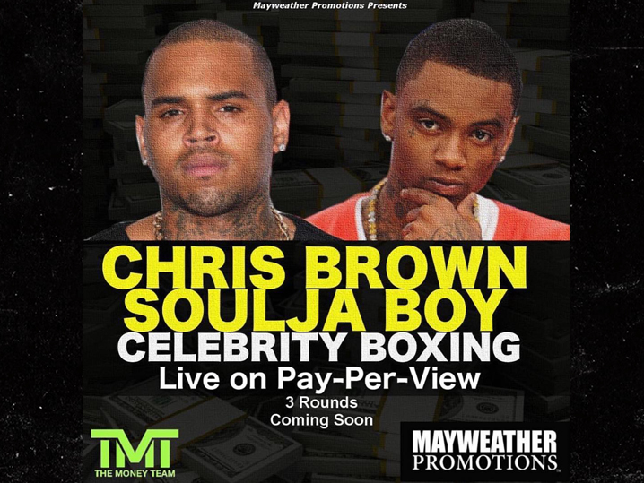 If Chris Brown And Soulja Boy Actually Box On PPV, Then Sign Me Up Immediately