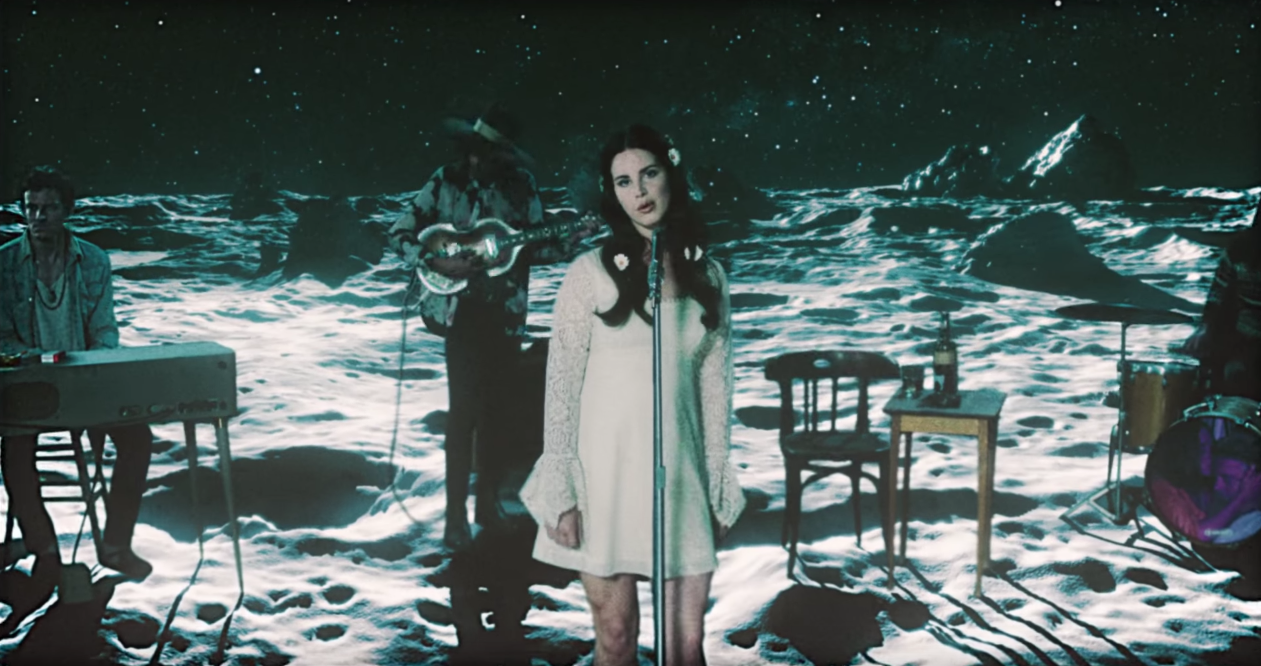 "Lana Del Rey Is Back With ""Love"""