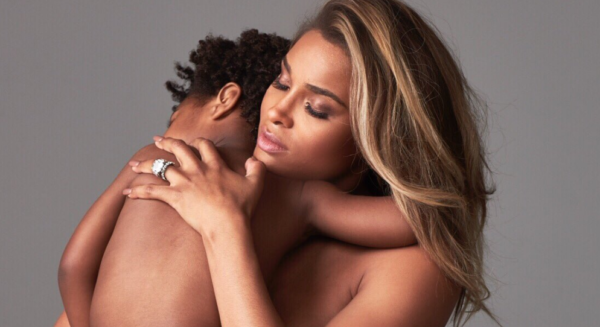 This Ciara-Russell Wilson Family Photo Is Freaking Me the Hell Out