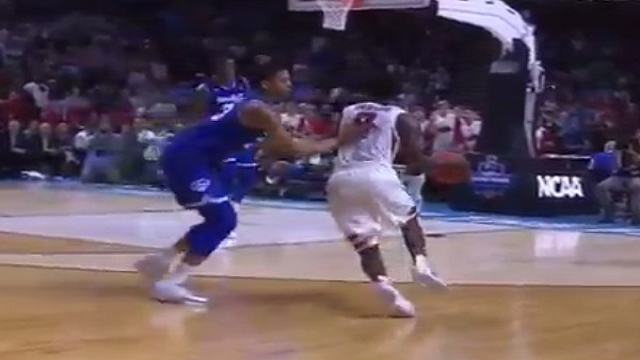 Seton Hall Was Screwed By A Very Questionable Flagrant Foul