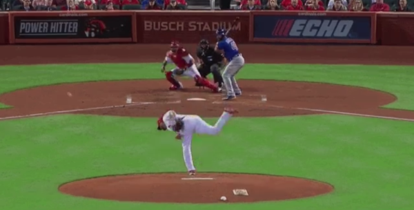 Adam Wainwright Threw the Worst Pitch You'll See All Year (Video)