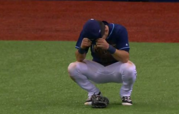 What the Hell Is Going On With Kevin Kiermaier?