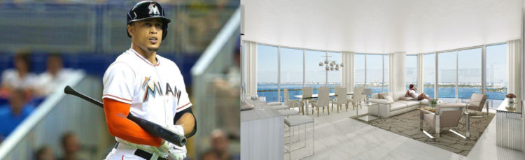 Take A Look At Giancarlo Stanton's 3-Story Miami Penthouse and Hate Your Life Even More Than You Already Do