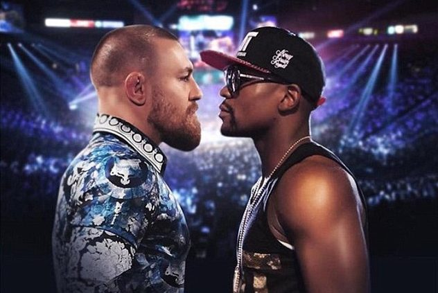 Conor McGregor and Floyd Mayweather Are Set To Square Off