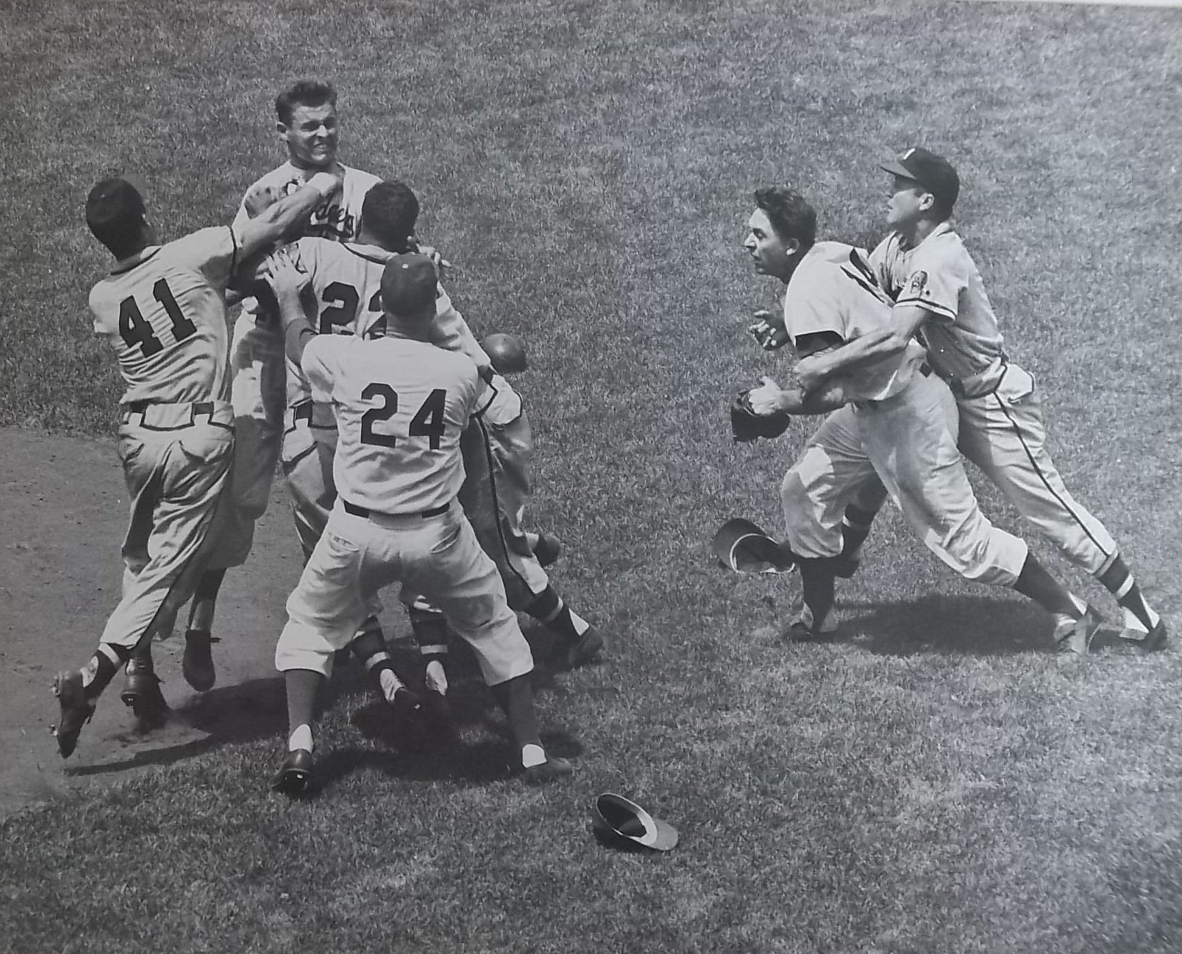 Remembering Some Of the Most Iconic Brawls In Baseball History