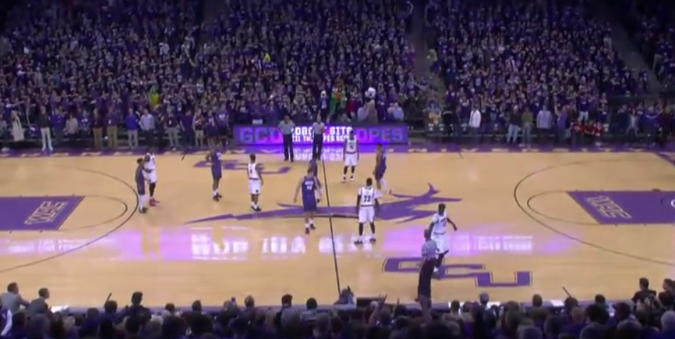 Grand Canyon University Might Have The Best Student Section