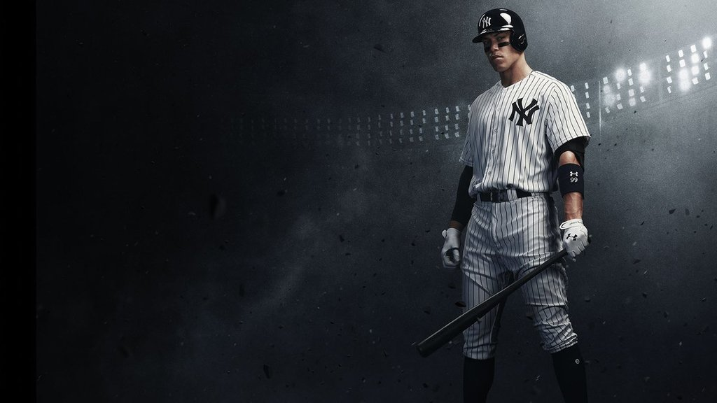 Aaron Judge Will Be On The Cover Of Mlb The Show 18