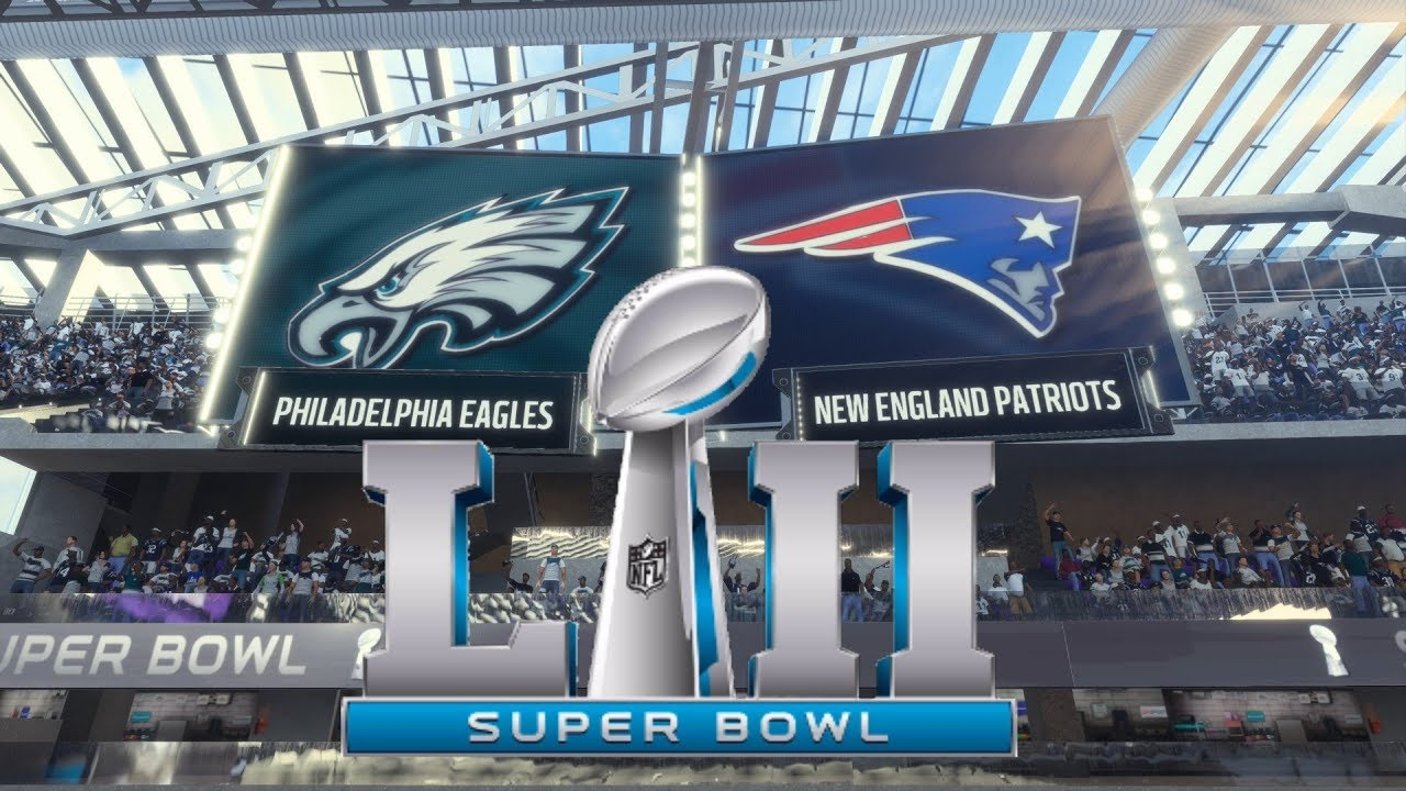 17e0cd0f Madden 18 Predicts Super Bowl LII Will Be A Low-Scoring Nail Biter