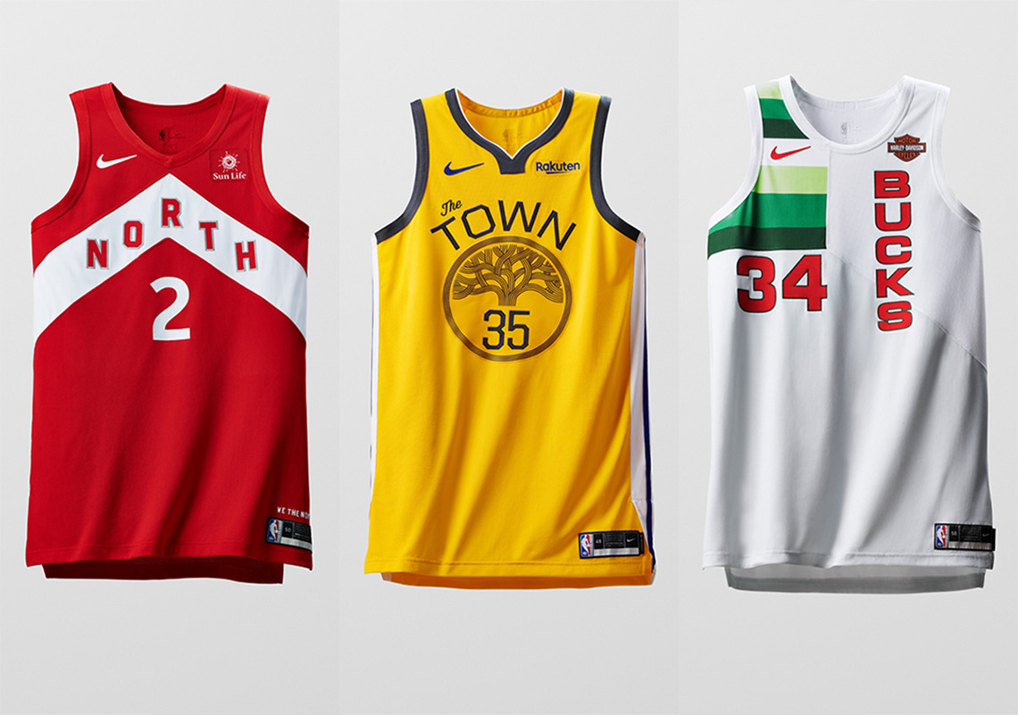 Grading Nike s 2018-19 NBA Earned Edition uniforms 07ec5aca6