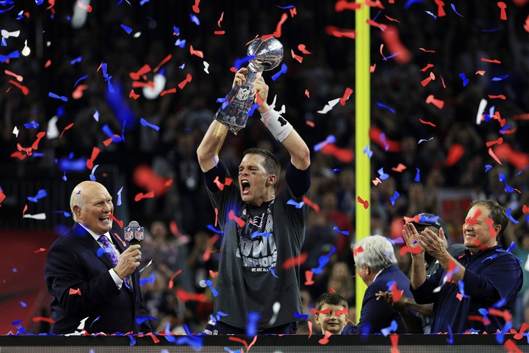 A thank you and farewell to Tom Brady   The Ledge