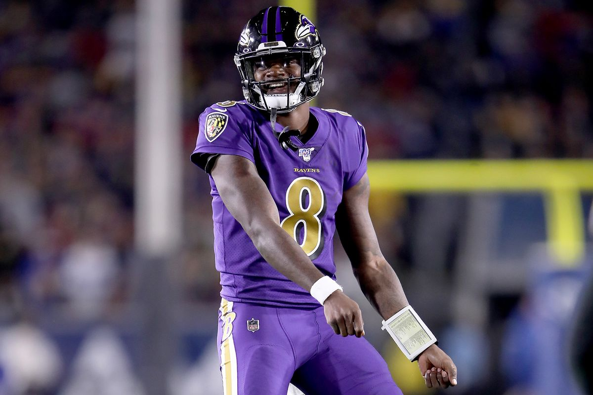 Lamar Jackson to be on cover of Madden 21